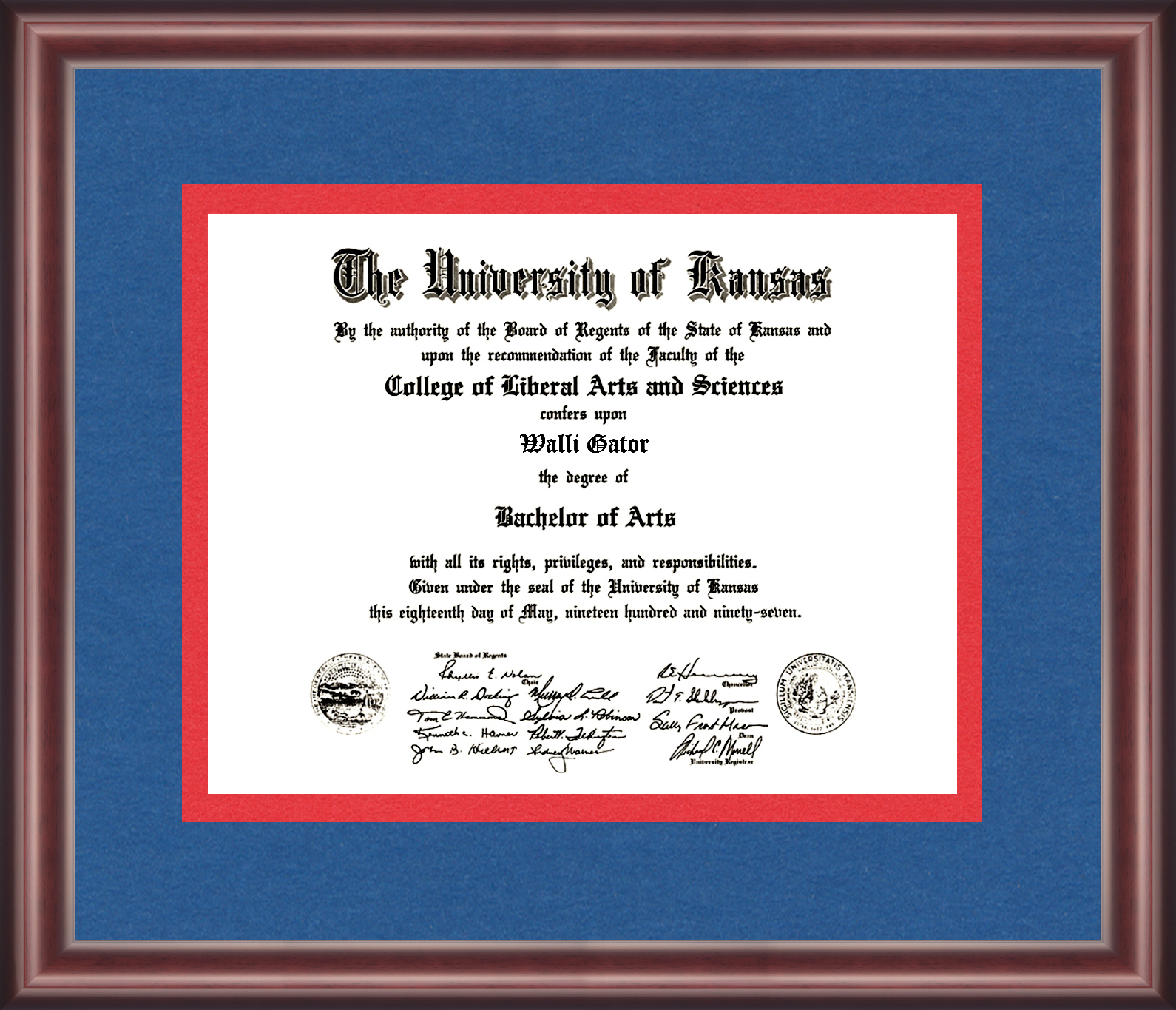 Coupon code for university frames